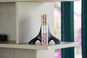 Carl Aubock 3653 Brass Bookends | OK