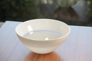 Caleb Siemon White Lattimo Small Bowl | OK