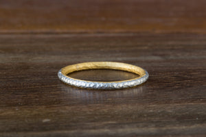 Hammered 1.5mm Band