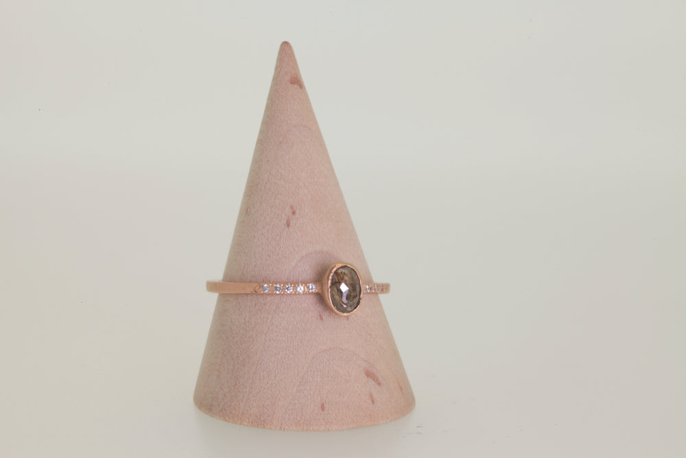 Load image into Gallery viewer, Jennifer Dawes Stacking Stone Ring | OK