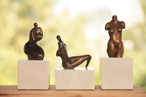 Anne Ricketts Repose Sculpture | OK