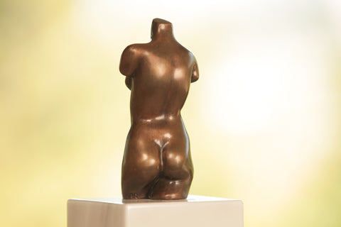 Anne Ricketts Torso Sculpture | OK
