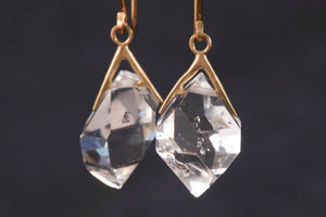 Hannah Blount Herkimer Earrings | OK