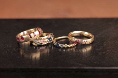 Polly Wales Rings | OK