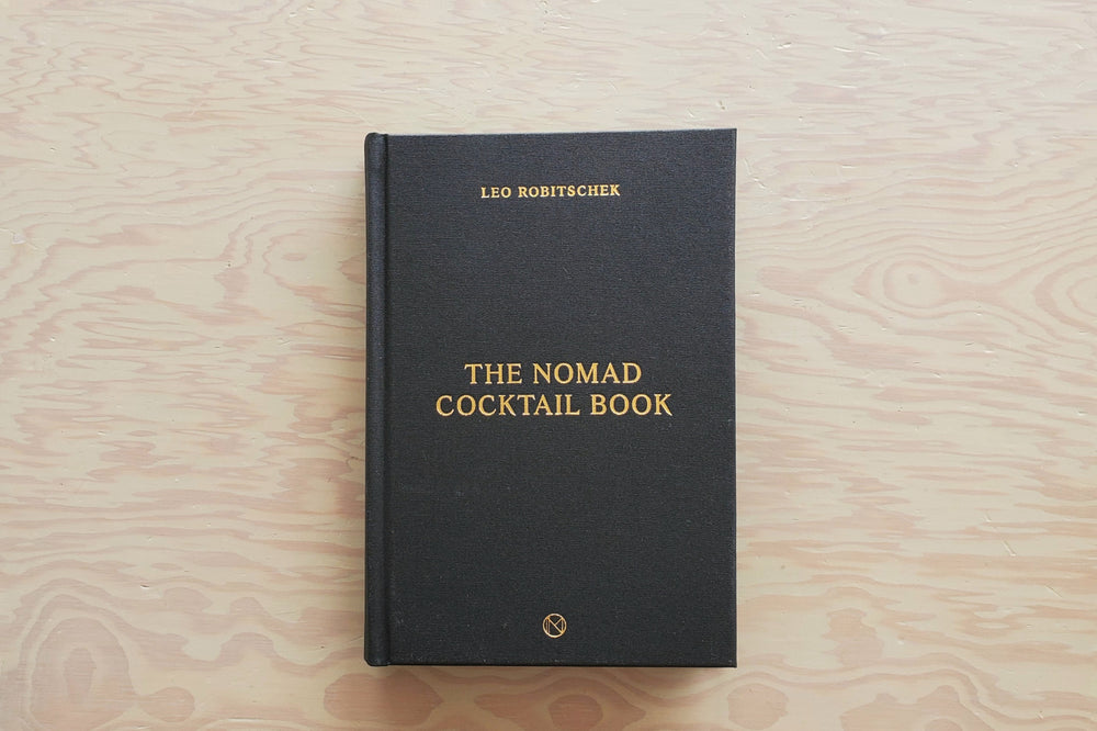 NoMad Cocktail Book