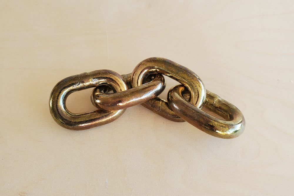 "PAPERWEIGHT ""CHAIN"" 5072"