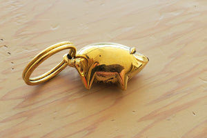"Aubock Key Rings ""Pig #4500"""