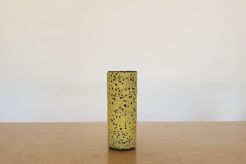 Load image into Gallery viewer, Tube Vases with Volcanic Glazes