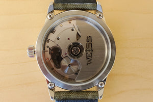 38mm Automatic Field Watch