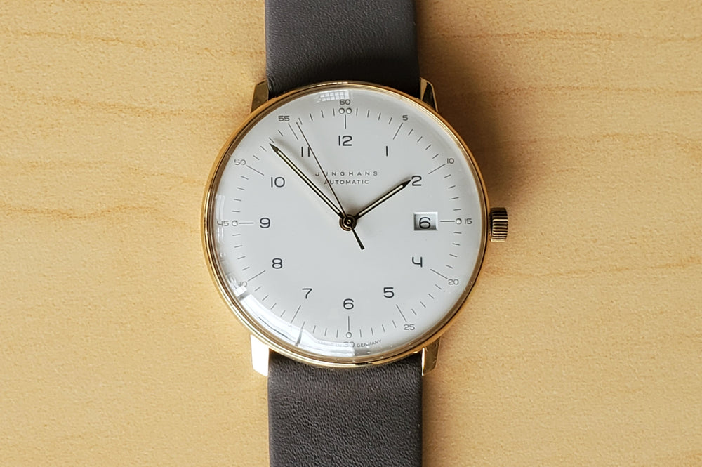 Load image into Gallery viewer, Max Bill Automatic Watch w/ Date