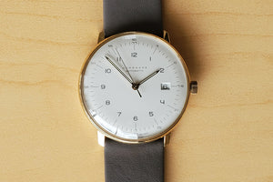 Max Bill Automatic Watch w/ Date