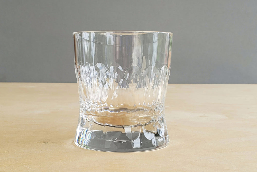 "Whiskey Glass I ""Cuttings"" Series"