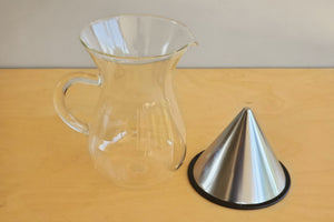 Load image into Gallery viewer, Japanese Coffee Carafe Set