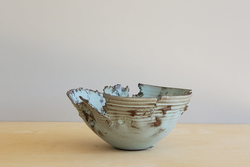 Load image into Gallery viewer, Hyejeong Kim Bmatte Torn Bowl