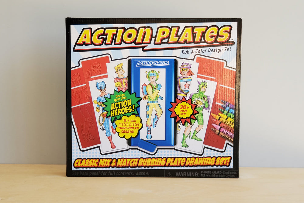 Load image into Gallery viewer, Action Plates Design Kit
