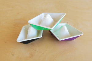 Kid O Color-changing origami boats for bathtub play
