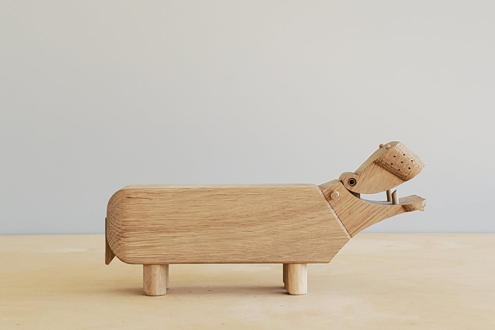 Danish Wood Hippo