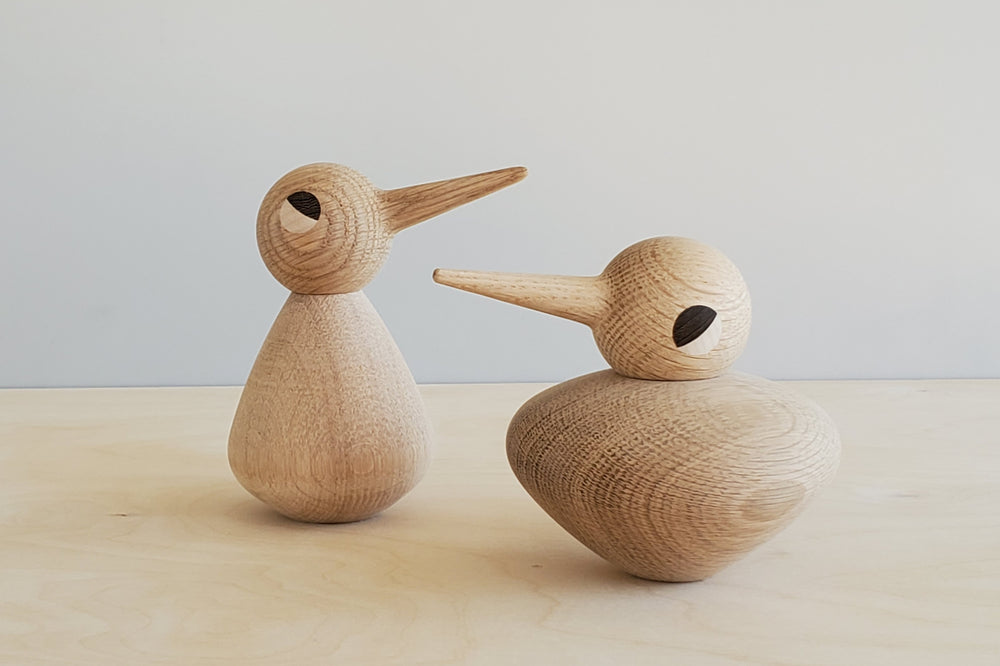 Kristian Vedel Wood Birds from Denmark