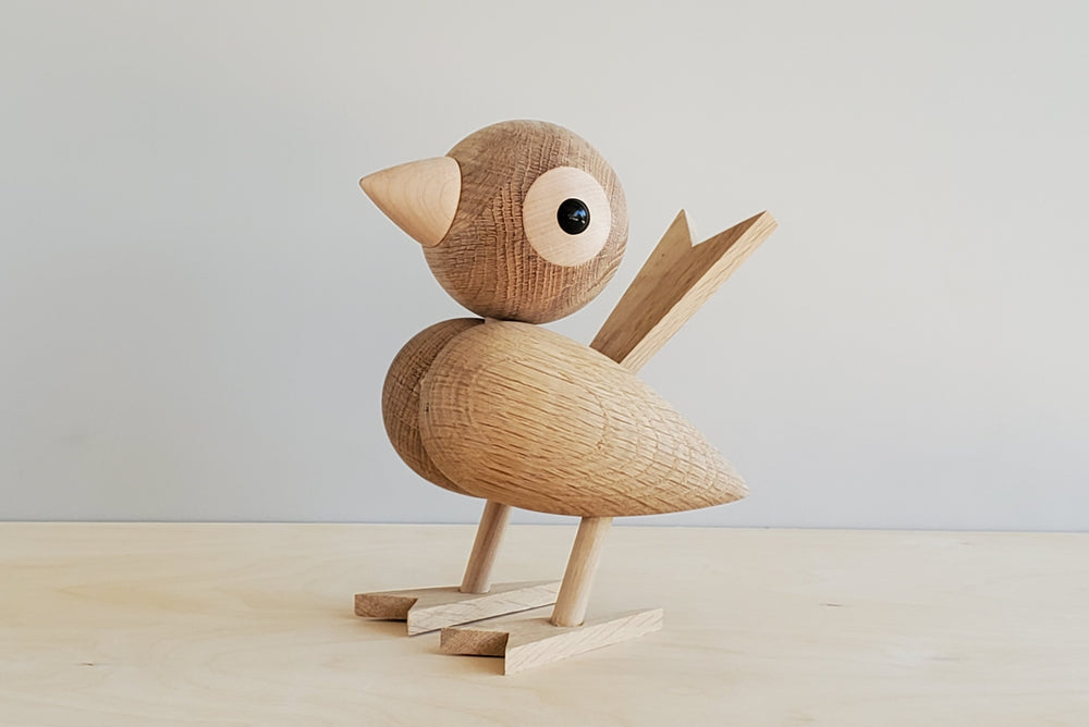 Swedish Wood Bird