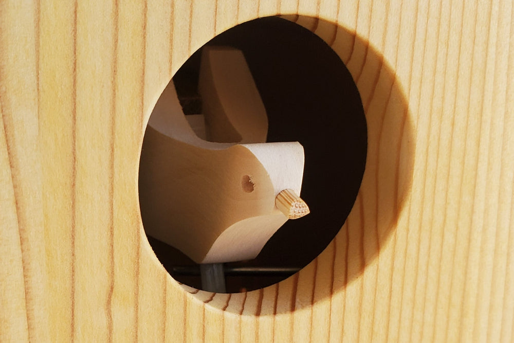 Load image into Gallery viewer, Japanese Cuckoo Clock