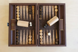 Greek Small Backgammon