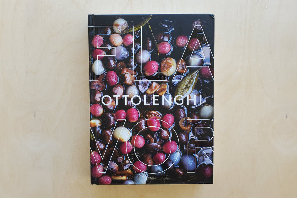 Flavor: A Cookbook by Yotam Ottolenghi