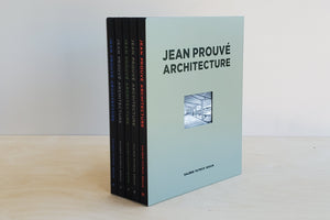 Jean Prouvé: Architecture 5 Volume Box Set No. 2