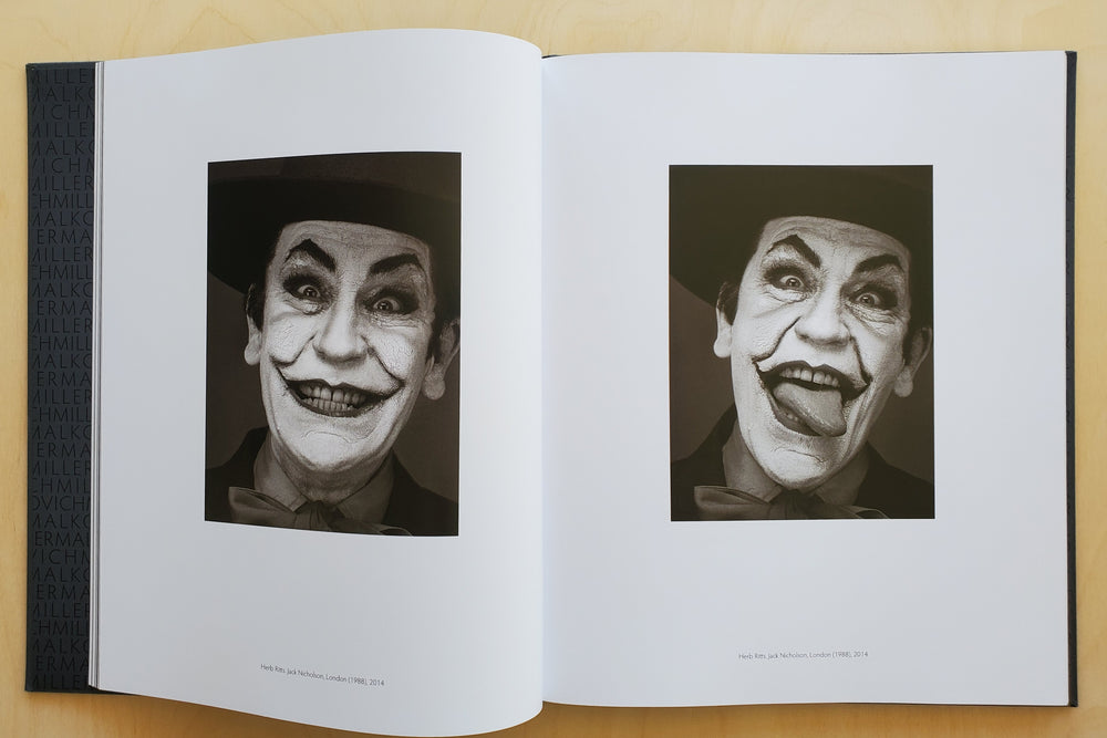 Malkovich Malkovich Malkovich Homage to Photographic Masters by Sandro Miller and John Malkovich