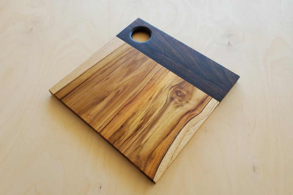 Guatamelan Wood Serving Board