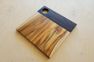 Guatemalan Wood Serving Board