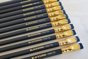 Blackwing Matte Pencils Dozen