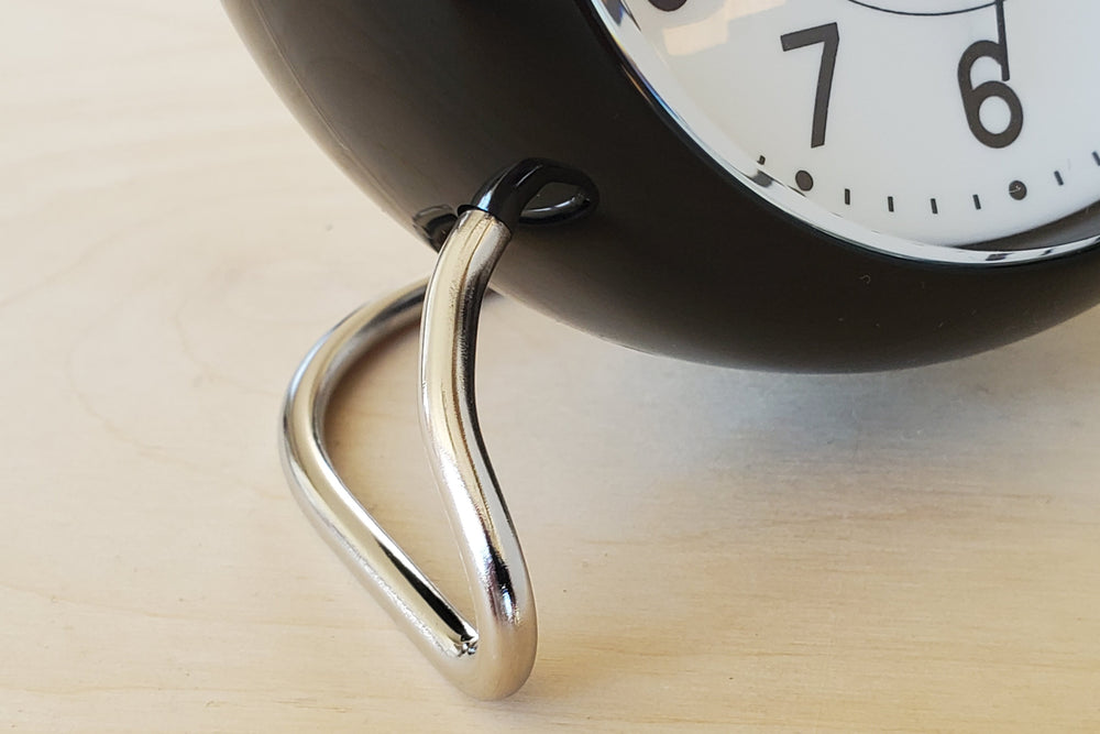 "Load image into Gallery viewer, Arne Jacobsen ""AJ"" Alarm Clock"