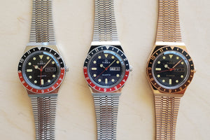 Load image into Gallery viewer, Timex Q Diver Reissue