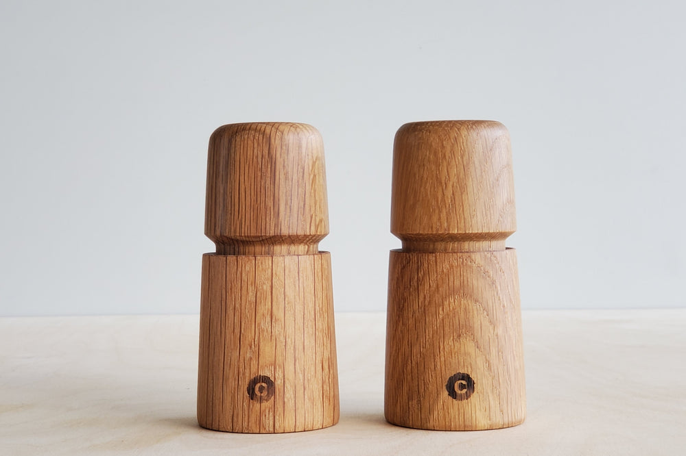 "Danish Salt or Pepper Grinder ""Mini Stockholm"""