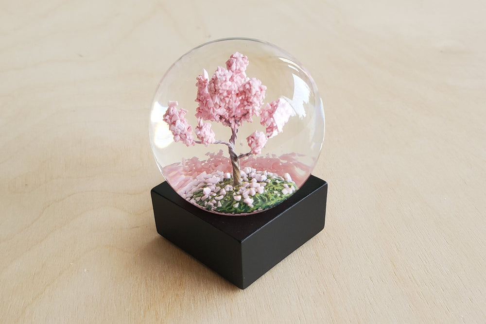 Load image into Gallery viewer, Cool Snow Globe - Four Seasons Mini Set