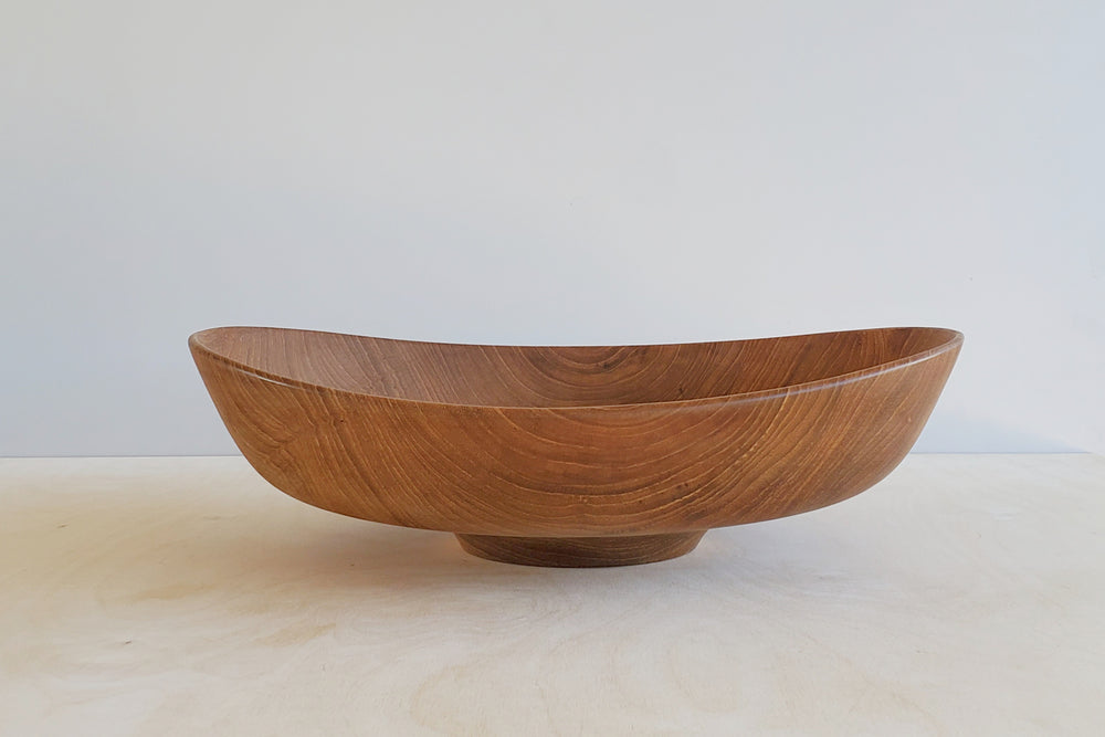 Finn Juhl Teak Fruit Bowl 799