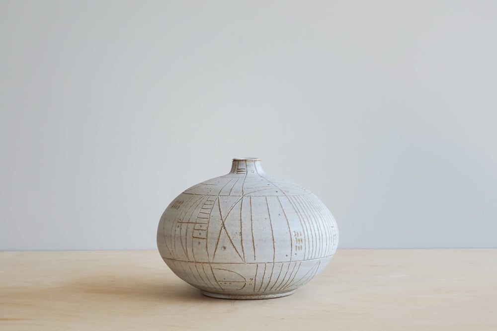 Heather Rosenman Scribe Series Vase
