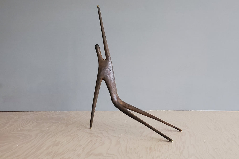 "Aubock Sculpture ""Athlete"" 4057"