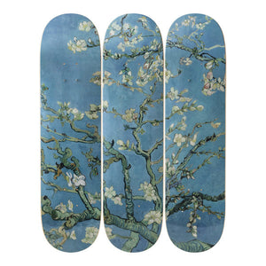"Load image into Gallery viewer, Vincent VAN GOGH ""Almond Blossom"" Skate Decks"