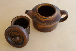 "Load image into Gallery viewer, Vintage Arabia Finland ""Ruska"" Teapot"