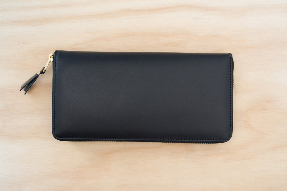 Load image into Gallery viewer, Comme des Garcons Checkbook Wallet | OK