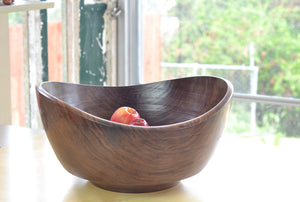 Circle Factory Very Large Walnut bowl