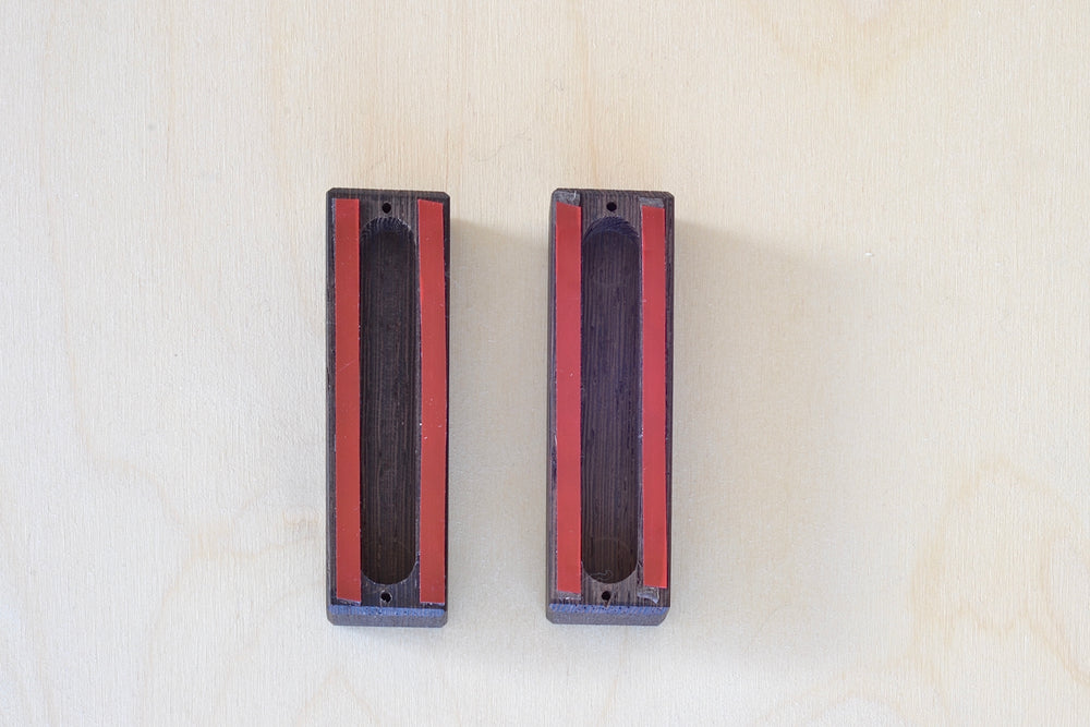 Wood Mezuzah from Poland