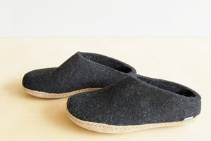 Load image into Gallery viewer, Felt Slippers from Denmark