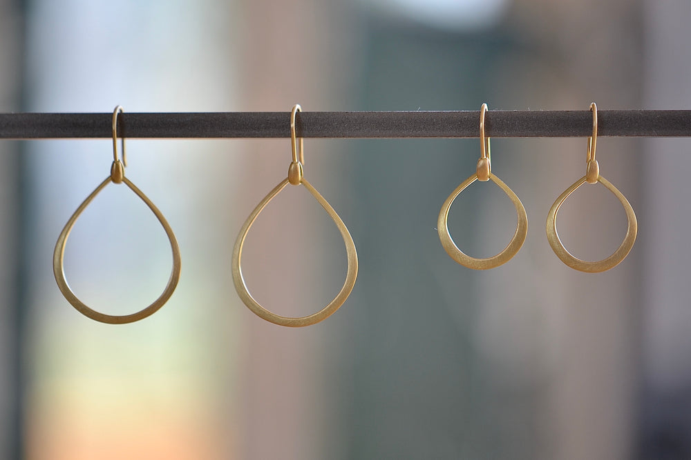 Dakri Hoop Earring in Small and Medium