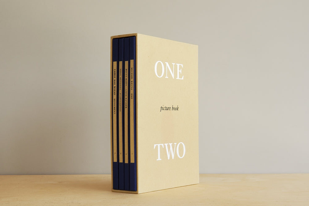 One Picture Book Two - Vol 1.