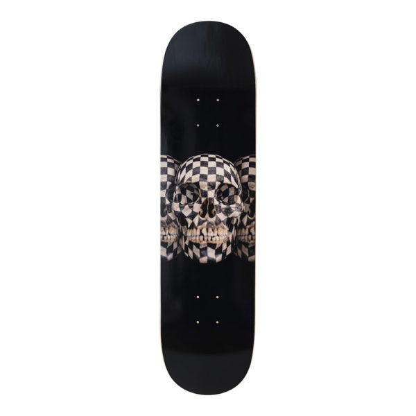 "Load image into Gallery viewer, Gabriel Orozco ""Black Skate Kite"" Skate Deck"