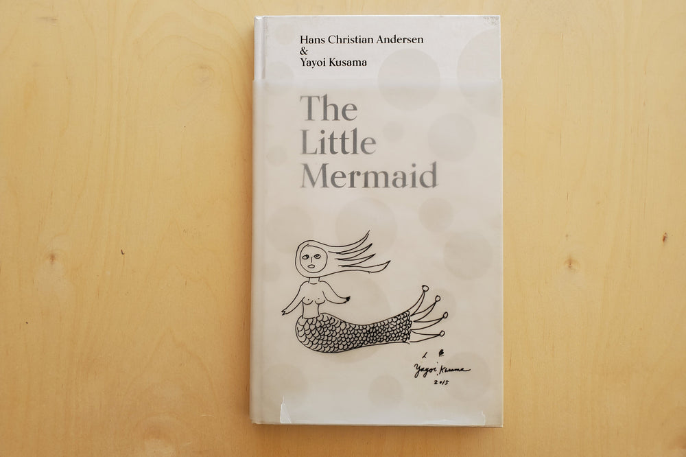 Little Mermaid: Illustrated by Yoyoi Kusama