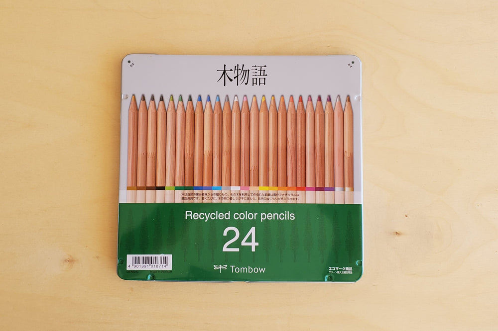 Tombow Color Pencil Set