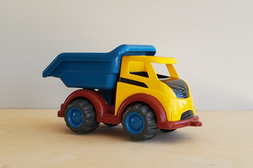 Swedish Eco-line Tipper Truck